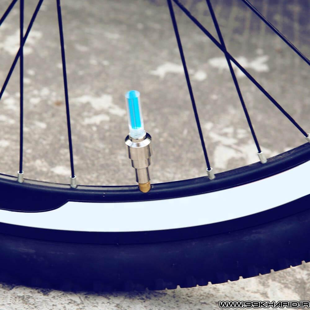چطور فایر تایر را روی چرخ های دوچرخه وصل کنیم